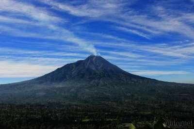 Lanskap Gunung Merapi