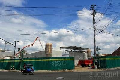 Revitaslisasi Pojok Lor Wetan Keraton Yogyakarta