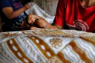 Batik Taman Lumbini
