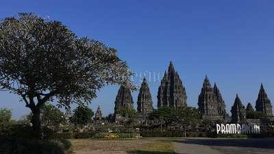 Landmark Candi Prambanan