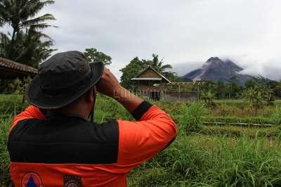 Pemantauan Gunung Merapi