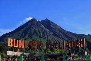 Wisata Bunker Gunung Merapi