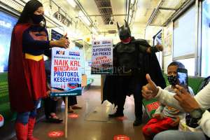 Superhero Naik KRL