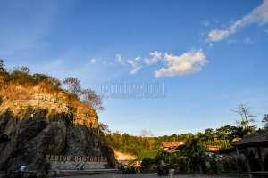Sore di Tebing Banyunibo