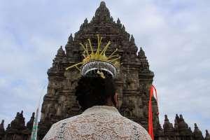 Nyepi di Candi Prambanan
