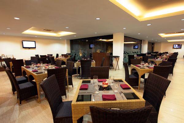 Restauran yang pas untuk jamuan makan dengan keluarga dan relasi