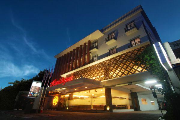 Hotel Arjuna, Jln Mangkubumi 44 Yogyakarta