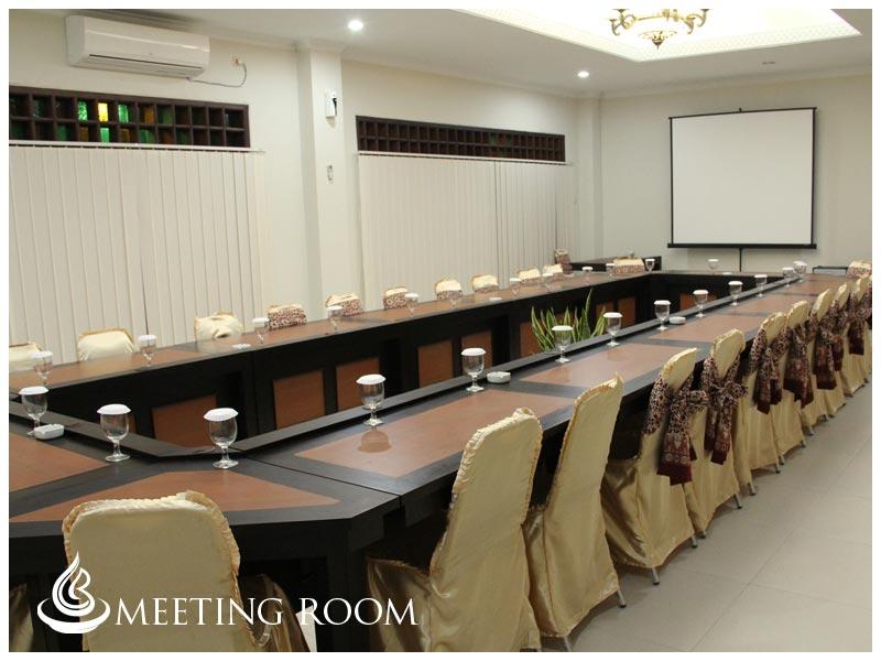 Meeting Room di Cupuwatu Resto