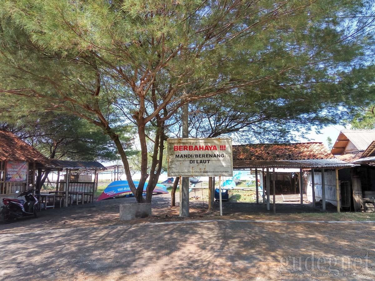 Pantai Congot: Surga Nelayan Di Sisi Barat Yogyakarta ...