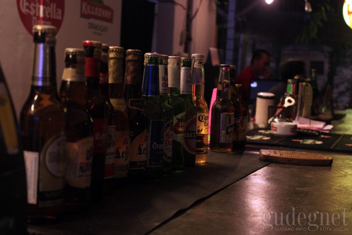 Taphouse Beer Garden Yogya Gudegnet