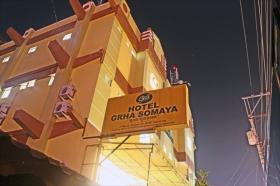 Tampilan luar Hotel Grha Somaya