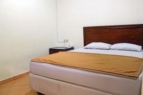 Kamar yang nyaman, luas dan berisi fasilitas terbaik di Hotel Grha Somaya