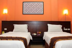 Deluxe Room di Hotel Aryuka