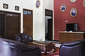 Ruang tamu executive room