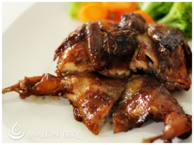 Malon BBQ di Cupuwatu Resto