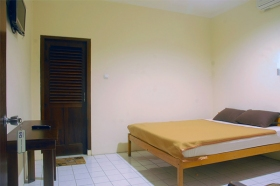 Kamar yang rapi dan bersih