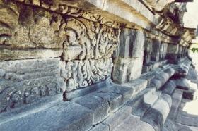 Relief di Candi Banyunibo