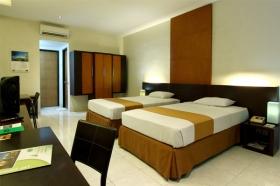 Kamar di LPP Hotel Yogya