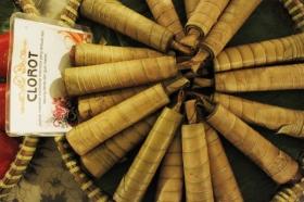 Kue tradisional Clorot
