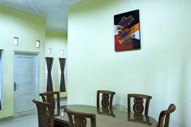 Ruang makan di Omah Salakka 1