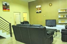 Ruang tamu di Omah Salakka 1