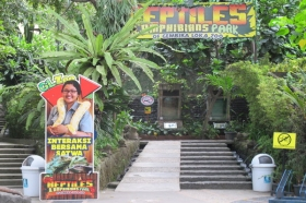 Reptiles and Amphibians Park Gembira Loka Zoo