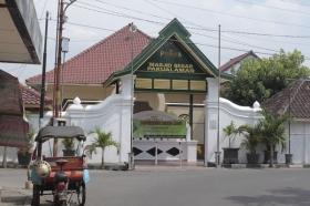 Masjid Agung Pura Pakualaman