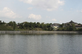 Embung sebagai objek wisata memancing