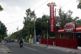 Salah satu cabang rumah makan Bungong Jeumpa