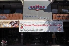 Socius Cafe Babarsari