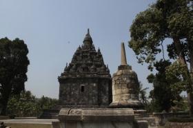 Candi Sojiwan Memiliki Corak Agama Budha