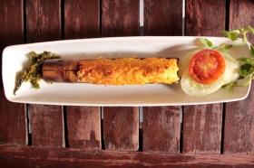 Ayam Koteka, salah satu menu favorit di House of Raminten