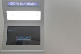 Media informasi Museum Perjuangan