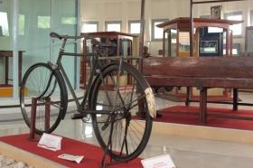 Sepeda yang digunakan BKR Kesatuan ARMED saat perang kemerdekaan tahun 1948 - 1949