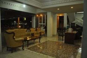 Ruang Tamu Hotel Wiaya