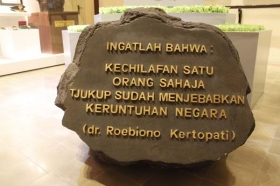 Petuah dr. Roebiono Kertopati