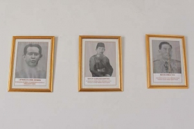 foto pahlawan yang terlibat di perang Ambarawa