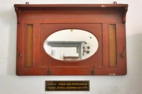 cermin yang digunakan jenderal Soedirman dan istri