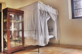 ruang tidur putri Ki Hadjar Dewantara