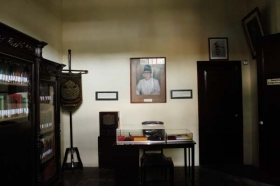 ruang kerja Ki Hadjar Dewantara