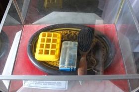 alat cukur yang digunakan Ki Hadjar Dewantara