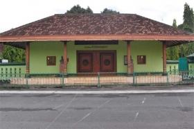 bagian muka museum pangeran Diponegoro