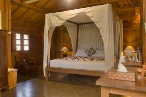 Kamar tidur Rumah Tembi