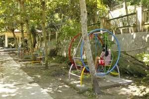 Tempat bermain di Goa Selarong