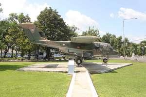 Koleksi pesawat berjenis OV-10 Bronco