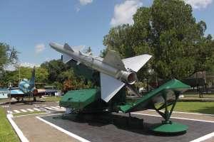 Koleksi peluru kendali SA-75