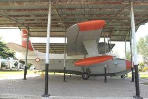 Koleksi pesawat berjenis UF-1 Albatros