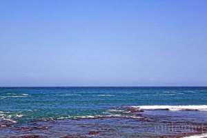Lanskap di Pantai Sadeng