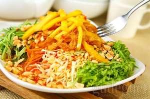 Menu Loving Hut - Four Season Salad