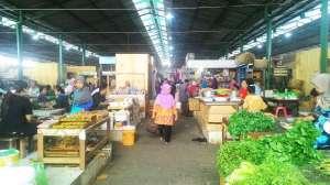 Bagian dalam Pasar Colombo